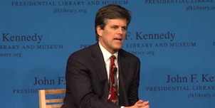 A Conversation with Tim Shriver (JFK Presidential Library)